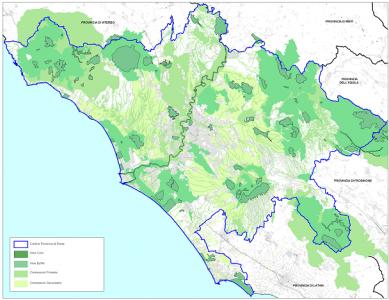 rete ecologica provinciale (REP)