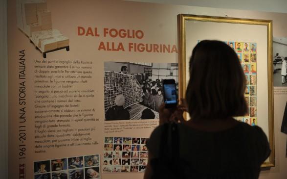 mostra 'Panini – 1961-2011 Una storia italiana' a Palazzo Incontro