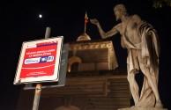 rete wi-fi roma