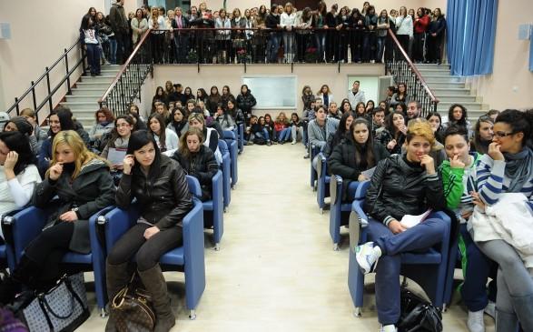 nuovo auditorium al Piaget