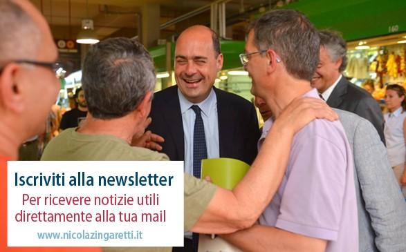 nicola-zingaretti-newsletter