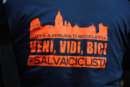 salva i ciclisti