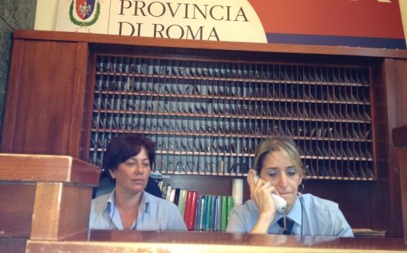 nuova sede provincia di roma