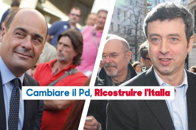 Cambiare il Pd, Ricostruire l'Italia