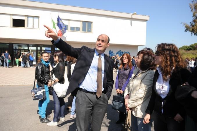 scuola roma zingaretti (1)