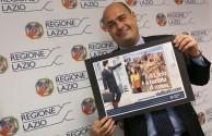 Nicola Zingaretti Visit Lazio