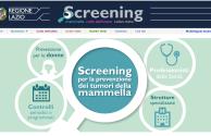 screening tumore mammella