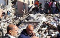 foto terremoto amatrice nz