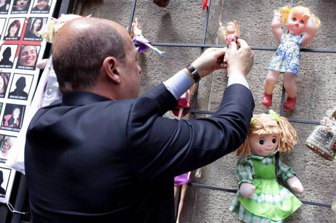 muro delle bambole nz