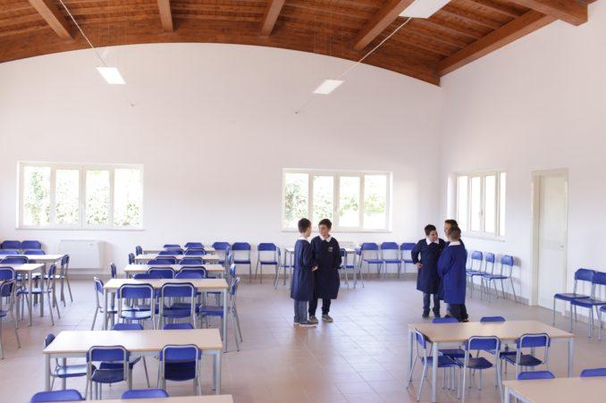 mensa scuola valmontone nz